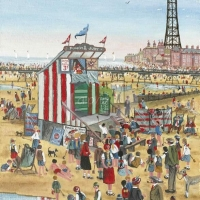 <p>Pleasure Beach<br />