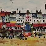 <p>A Lovely Day In Margate<br />